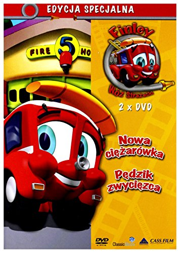 Finley the Fire Engine [2DVD] [Region 2] (IMPORT) (Keine deutsche Version)