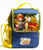 Spel Zaino, 000606 Winnie The Pooh, blu - blu, 000606