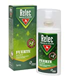 Relec Fuerte Familiar Sensitive Spray Repelente Eficaz Antimosquitos - 75 ml