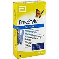 Freestyle Precision Blutzucker Teststr.o.codier. 50 stk preisvergleich bei billige-tabletten.eu