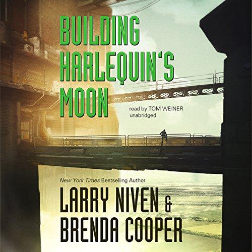 Building Harlequin's Moon  Audiolibri