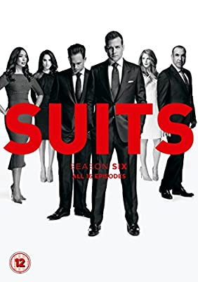 Suits Season 6 [DVD] [2017]