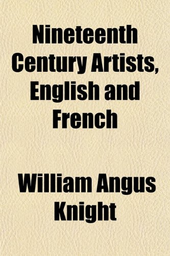 Nineteenth Century Artists, English and French