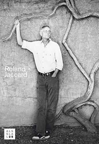 Revue Quarto Numero 43. Roland Jaccard
