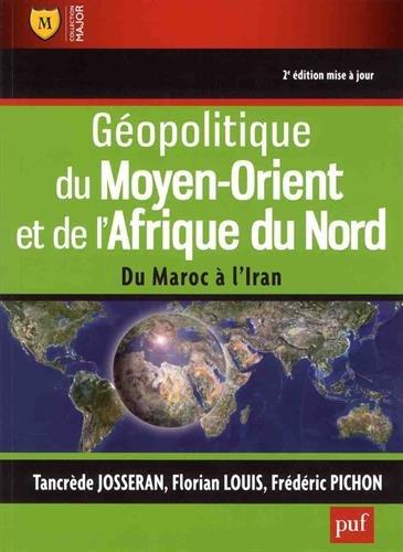 Géopolitique du Moyen-Orient et de l'Afrique du nord
