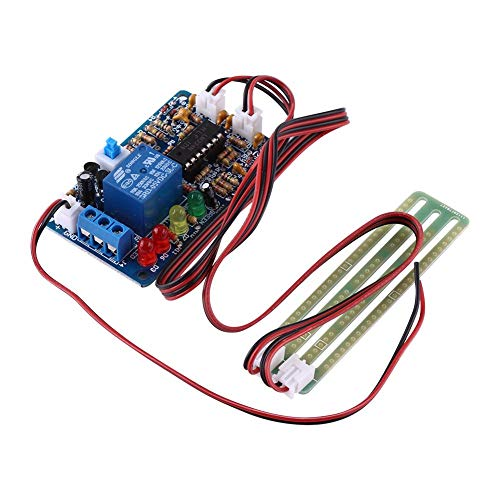 5V Wasserspiegel Abfragungs Sensor Modul, Hoher Empfindlichkeits Flüssigkeits Niveauregler, Automatischer Wasser Flüssigkeits Steuermodul