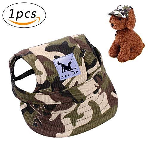 bf2abd71472 Jamisonme Outdoor Pet Dog Hats Dog Baseball Cap Pet Dog Adjustable Outdoor  Sport Sun Protection Baseball