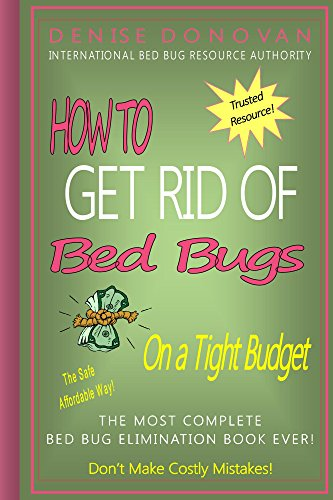 how-to-get-rid-of-bed-bugs-on-a-tight-budget-english-edition