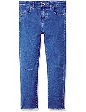 [Sponsorizzato]RED WAGON Jeans Bambina con Strappi