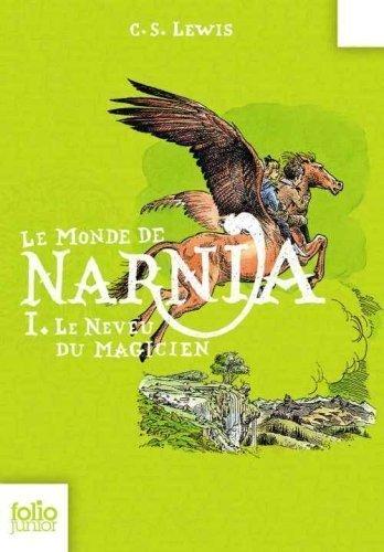CHRONIQUES DE NARNIA T01 (LES) : LE NEVEU DU MAGICIEN N.P. by CLIVE STAPLES LEWIS (????DITIONS)