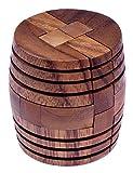 Barrel - Fass - 3D Puzzle - Denkspiel - Knobelspiel