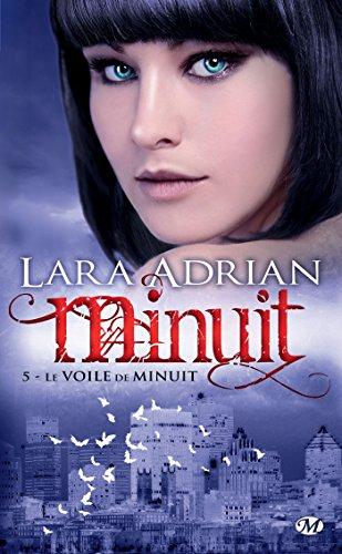 Le Voile de minuit: Minuit, T5 (Bit-Lit) (French Edition)