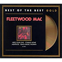 Fleetwood Mac's Greatest Hits (2002) Best Of The Best Gold / Limited Edition