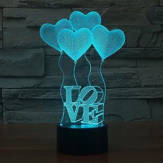 Alisable 3D-Lampe