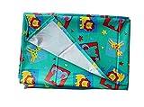 #4: My Newborn Mattress Protector Plastic Sheet - Water Proof Reusable (54x72 inch, Green)