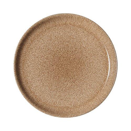 Denby Studio Craft Elm Coupe Speiseteller, beige Coupe Dinner Plate