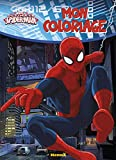 Disney Marvel - Ultimate Spider-Man - Mon coloriage...