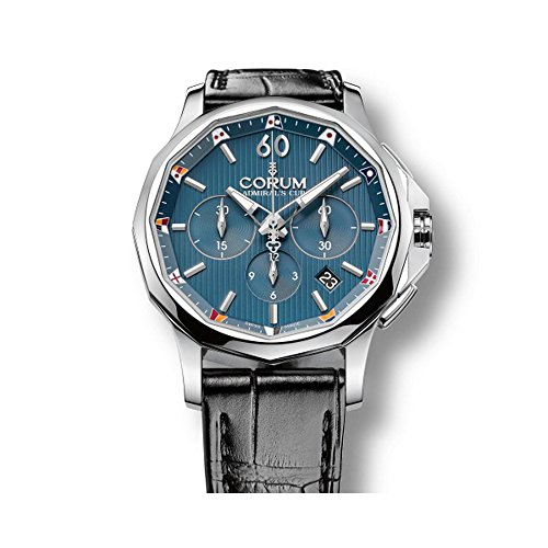 CORUM MEN'S ADMIRAL'S CUP LEGEND 42MM AUTOMATIC WATCH 984.101.20/0F01 AB20