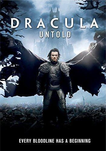 Dracula Untold by Luke Evans