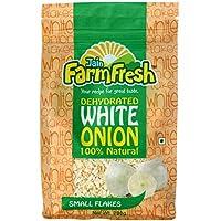 Jain Farm Fresh Dehydrated White Onion - Small 200g