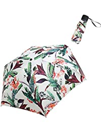 Beautiful Printed Automatic Folding Umberella Easy To Carry & Use For Men & Women Design & Print May Vary