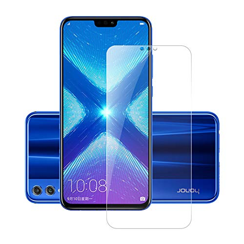 Panzerglas Schutzfolie Film,9H Tempered Glass for Honor 8X 8C Magic2 7S 7A 6X 5X 5C Screen Protector Film for Honor 7A Pro 8X Max 9Lite Glass Cover Honor 5C Tempered Glass (Protector Screen 5c)