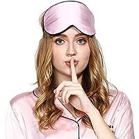 SLHP Schlafmaske Schlafmaske Eye Maske, natürliche Seide Stoff und natürliche Baumwolle, gefüllt mit verstellbarer... preisvergleich bei billige-tabletten.eu