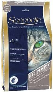 Sanabelle 64117 Katzenfutter Urinary 10 kg
