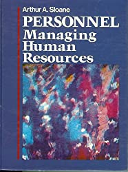 Personnel: The Management of Human Resources
