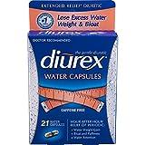 Diurex Diurex Water Capsules Extended Relief, 21 each