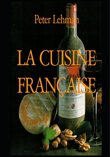 Couverture du livre La cuisine française