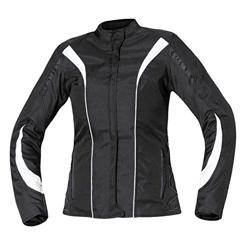 Held Jeannie Damenjacke, Farbe schwarz-weiss, Größe (Outfit Jeannie)