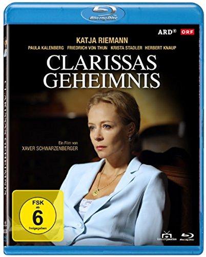 Clarissas Geheimnis (Blu-ray)