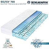 Schlaraffia Geltex 700 Bultex Matratze 140x200 cm H2