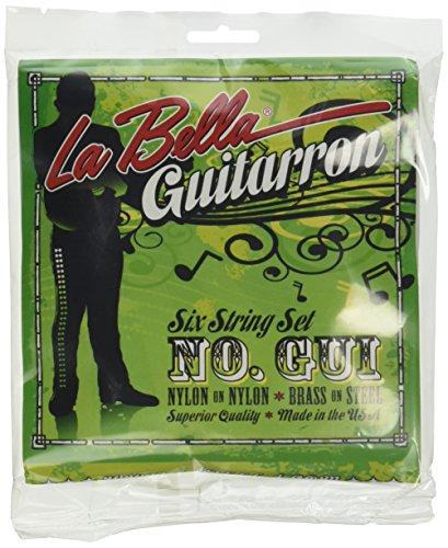 LABELLA GUITARRON CONJUNTO DE CUERDAS