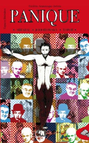 Panique : Arrabal, Jodorowsky, Topor (Espaces littéraires) par Frédéric Aranzueque-Arrieta