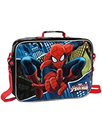 Marvel Spiderman Mochila Escolar, 7.45 Litros, Color Azul