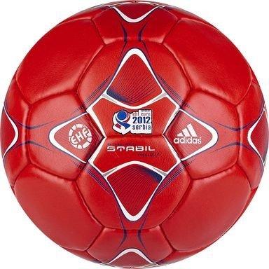 Adidas Stabil Replique X19371 Herren Handball / Trainingsball / Spielball Rot