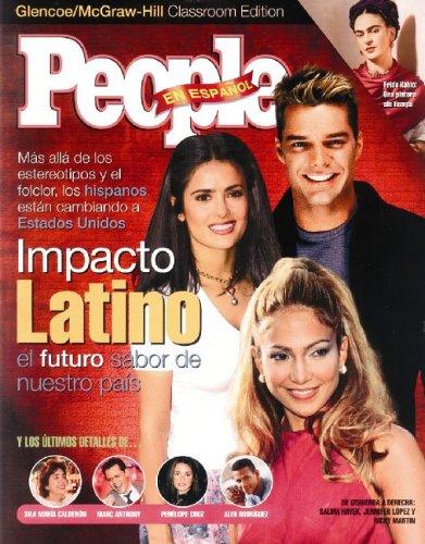 People En Español Volume 1, Student Magazine (People en Espanol) por Mcgraw-Hill Education