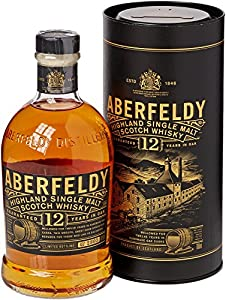 Aberfeldy 12 Year Old Single Malt Whisky, 70 cl by BAFQ8