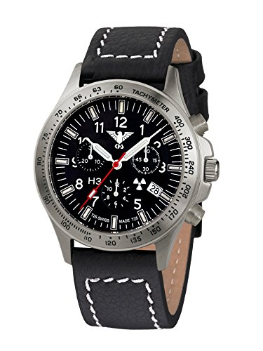 KHS Tactical Watches Platoon Titan Chronograph KHS.PTC.LBB Militär Armbanduhr