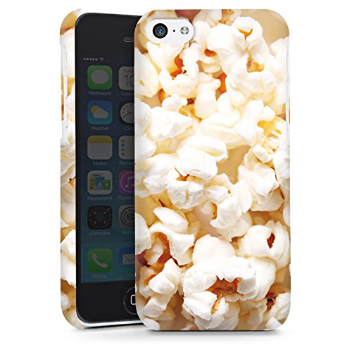 DeinDesign Premium Case kompatibel mit Apple iPhone 5c Hülle Handyhülle Kino Popcorn Poppin Corn - Iphone Case-kino 5c