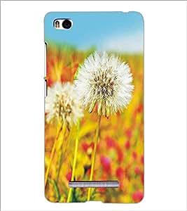 XIAOMI MI4I FLOWER Designer Back Cover Case By PRINTSWAG