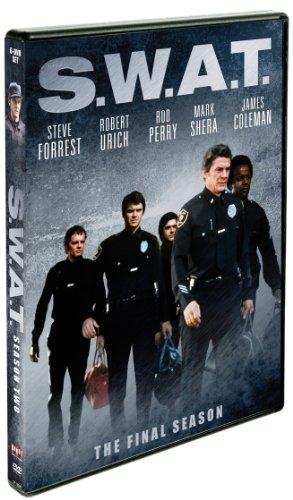 Swat: Final Season (6pc) / (Mono) [DVD] [Region 1] [NTSC] [US Import] - Swat-tv-serie