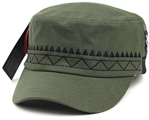 Sujii INDIAN cadet militaire Baseball Cap casquette de baseball Trucker Hat casquette de camionneur chapeau ext?rieur