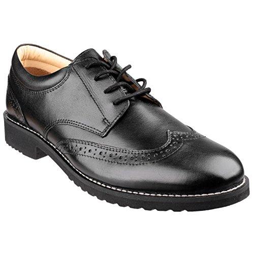 Cotswold Cotswold Hardwicke formale scarpa uomo Black