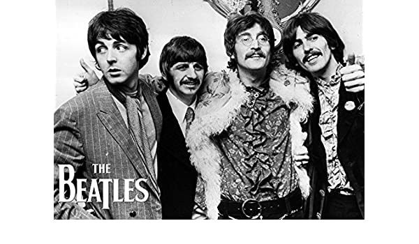 The Beatles Poster 13