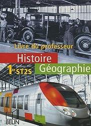 Histoire Géographie 1e ST2S : Livre du professeur