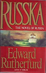 Russka by Edward Rutherfurd (1991-08-21)