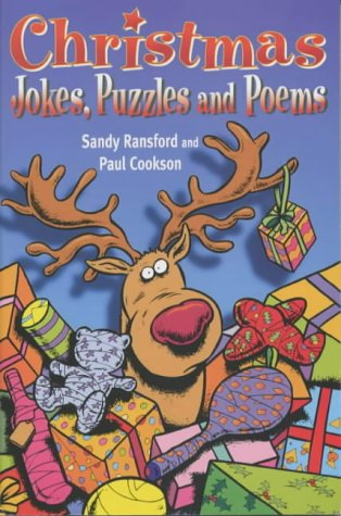 Christmas jokes, puzzles and poems
